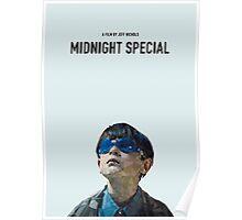 midnight special | alternative movie poster Poster
