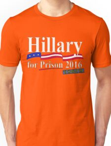 Hillary til the end of time 1 Unisex T-Shirt