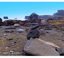 Troll protection tower Photographic Print