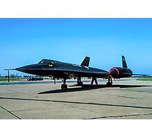 "Lockheed SR-71A 64-17974 ""Blackbird"" Photographic Print"