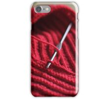 Crochet Time iPhone Case/Skin