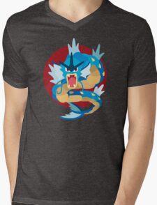 Gyarados - Basic Mens V-Neck T-Shirt