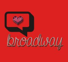 Love Broadway? Kids Clothes