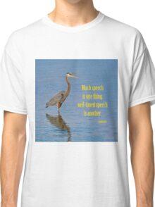 Speechifying Classic T-Shirt