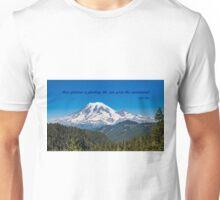A Glorious Mountain Unisex T-Shirt