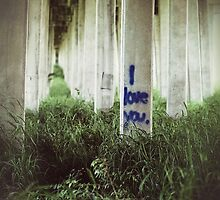 I Love You by Trish Mistric