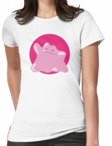 Ditto - Basic Womens Fitted T-Shirt