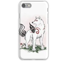 Amaterasu  iPhone Case/Skin