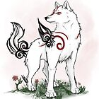 Amaterasu  by Hannah Golden