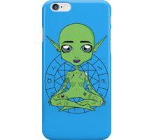 Zodiac Spooky Space Baby iPhone Case/Skin