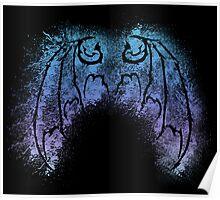 draconic symbol Poster