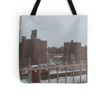 Stuyvesant Town New York City NY Tote Bag