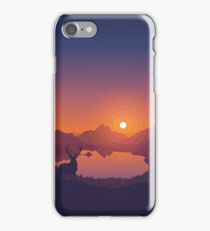 Geek Breeze #1 iPhone Case/Skin