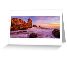 Sunset Tide  Greeting Card