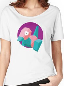 Porygon - Basic Women's Relaxed Fit T-Shirt