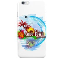 Cape Town South Africa iPhone Case/Skin