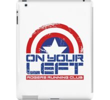 """On Your Left"" Version 01 iPad Case/Skin"