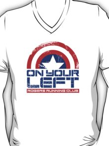 """""""On Your Left"""" Version 01 T-Shirt"""