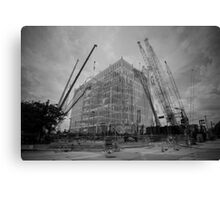 The Commerce Building Canvas Print