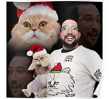 Happy Holidays from Tim & Alex Newman! Poster