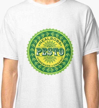 cool pesto graphic Classic T-Shirt
