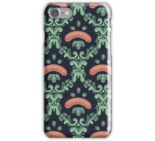 Wurstig Berlin Night iPhone Case/Skin