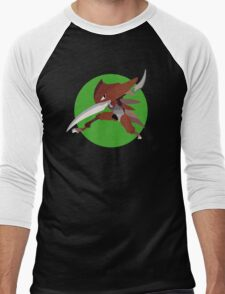 Kabutops - Basic Men's Baseball ¾ T-Shirt