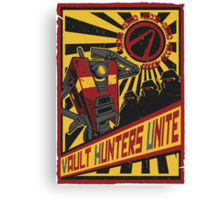 Vault Hunters Unite! Canvas Print
