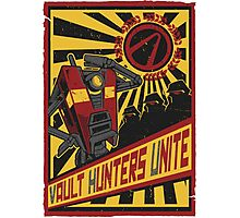 Vault Hunters Unite! Photographic Print