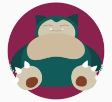 Snorlax - Basic by Missajrolls