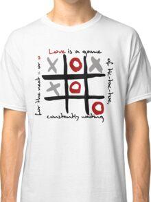 Tic-tac-toe Love Classic T-Shirt