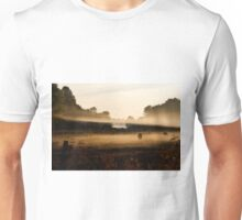 Sunrise on Bush Rd. XV Unisex T-Shirt