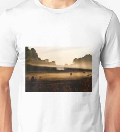 Sunrise on Bush Rd. XV Unisex T-Shirt