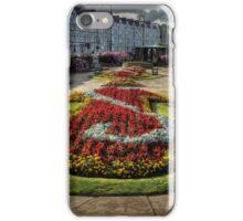 Sunken Gardens Douglas iPhone Case/Skin