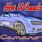 2013 Hot Wheels Camaro Redux by ChasSinklier