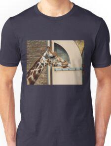 Cheeky Giraffe  Unisex T-Shirt