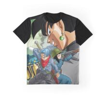 Black Goku - Dragon Ball Super Graphic T-Shirt
