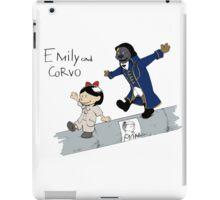 Emily and Corvo iPad Case/Skin