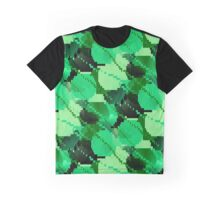 TRS-80 Camouflage Graphic T-Shirt