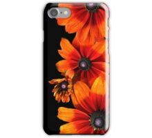 Orange Sunflowers  iPhone Case/Skin