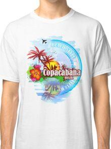 Copacabana Brazil Classic T-Shirt