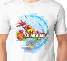 Copacabana Brazil Unisex T-Shirt