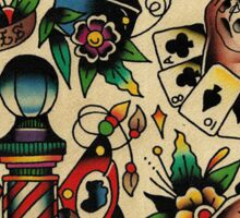 Barber 006 Sticker