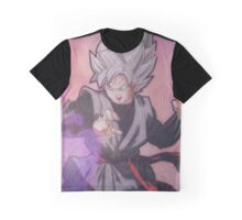 Black Goku VS Bills Sama - Dragon Ball Super Graphic T-Shirt