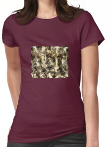 Nervous Tension Womens Fitted T-Shirt