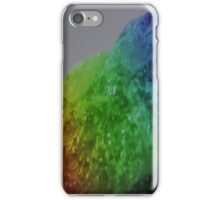 The Rainbow Mountains iPhone Case/Skin