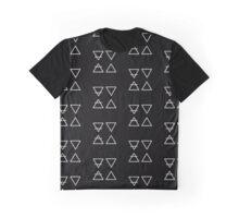 Wicca Element Symbols Together Graphic T-Shirt