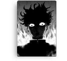777% - Mob Psycho 100  Canvas Print