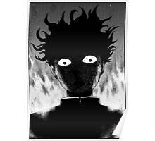 777% - Mob Psycho 100  Poster