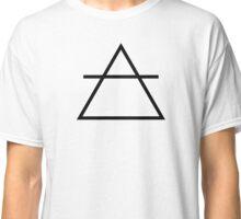 Wicca Air Element Symbol Classic T-Shirt